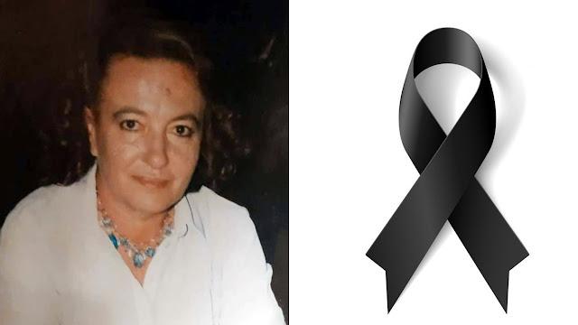 Θλίψη στην  Ένωση Κρητών Αργολίδας για την απώλεια της Δήμητρας Μπαρουτσάκη