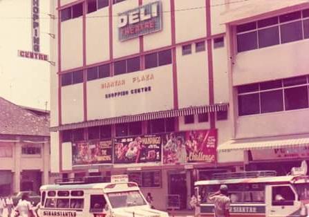 Inilah Kenangan Indahku Tentang Kota Siantar - Bioskop Deli Kota Pematangsiantar tahun 80an