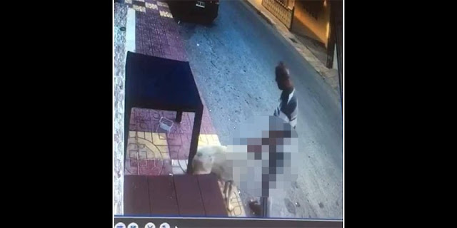 Man caught on camera sexually assaulting a dog is arrested