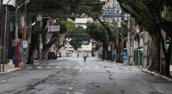 Governo de Pernambuco pode decretar Lockdown na tarde de hoje