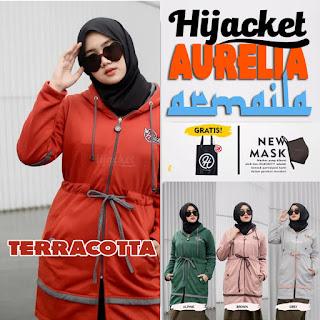 Hijacket Aurelia Terracotta