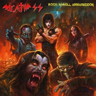 """Το βίντεο των Death SS για το """"Hellish Knights"""" από το album """"Rock 'n' Roll Armageddon"""""""