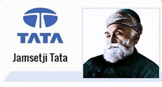 Jamsetji Tata Biography