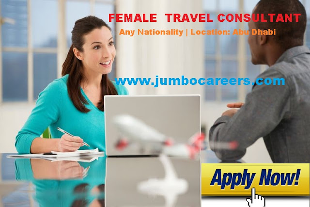 Office jobs for ladies in Abu Dhabi- UAE