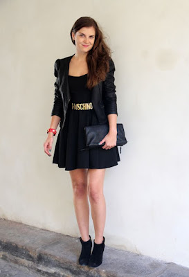 Vestidos cortos sencillos