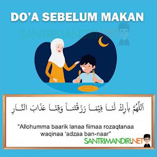 doa-sebelum-makan-santri-mandiri