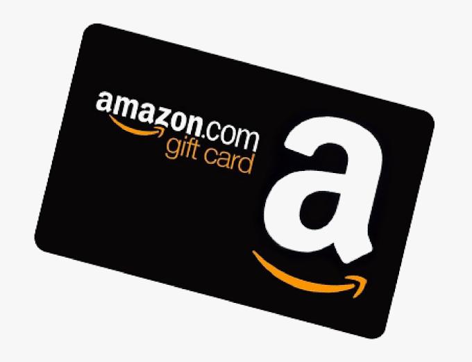 Sorteio de um Gift Card de $ 300 da Amazon