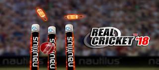 Real Cricket™ 18 v1.1 (Mod Money/Unlocked) APK Free