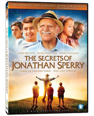 Ver Peliculas Cristianas Gratis los secretos de jonathan sperry,