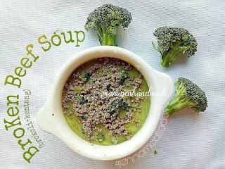 Bubur brokoli