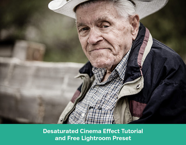 How to Create a Desaturated Cinema Effect in Lightroom
