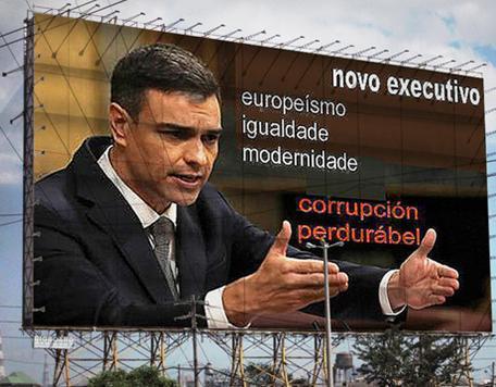 Sánchez mantén a corrupción - Blog Galdo-Fonte
