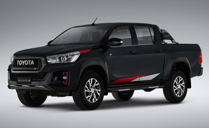 Nova Hilux GR-S V6 chega à rede de concessionárias Toyota em todo o Brasil