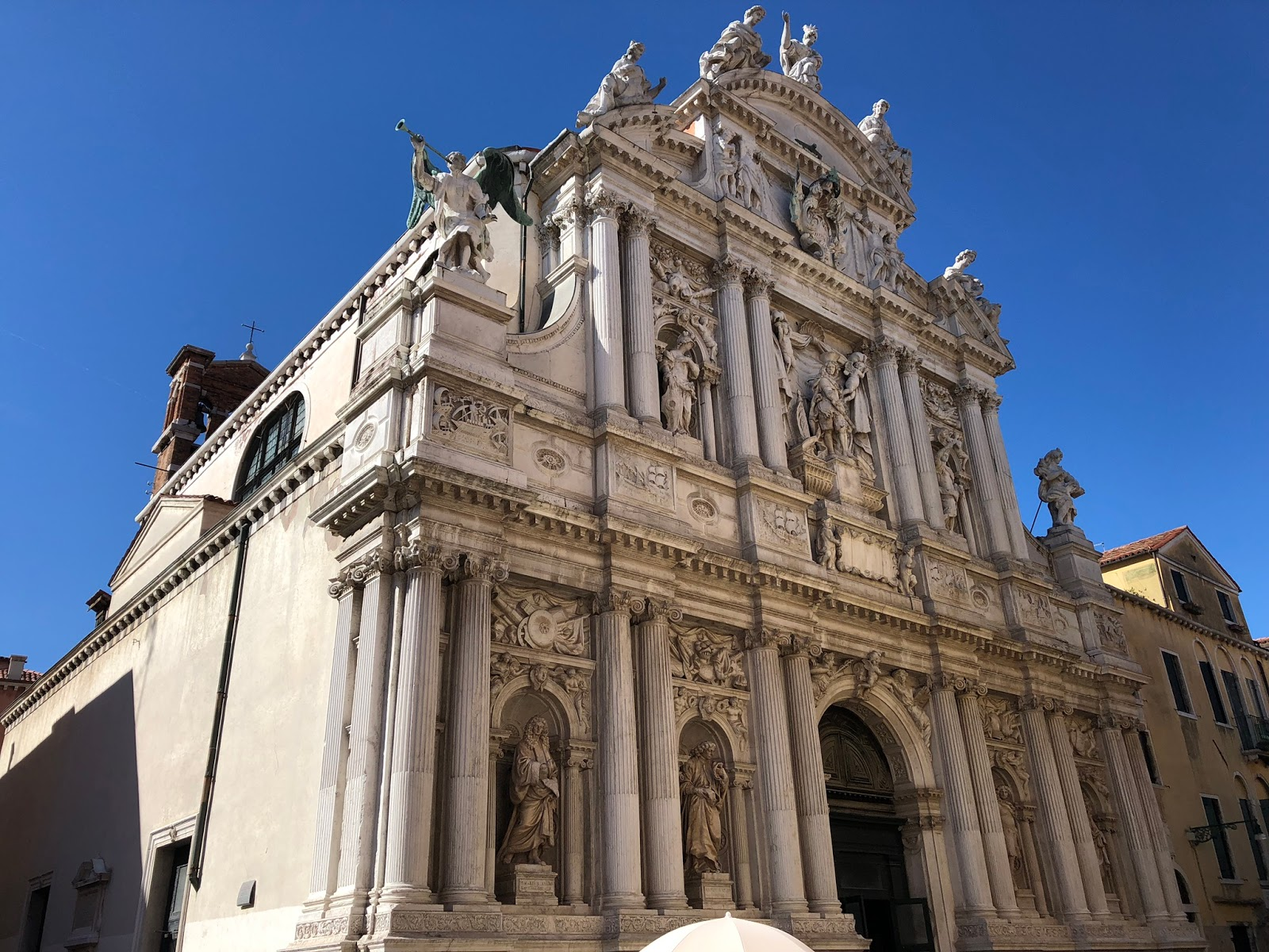 Venecia: Sestiere de San Marcos