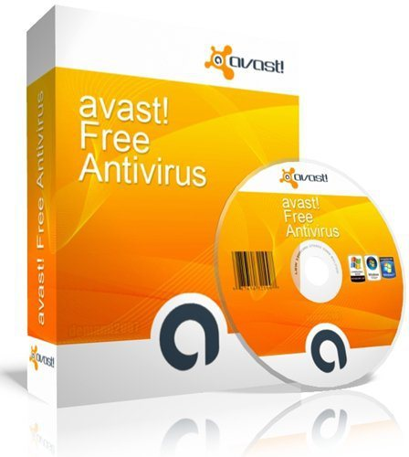 Avast Antivirus (Any Edition) 1 Year License key