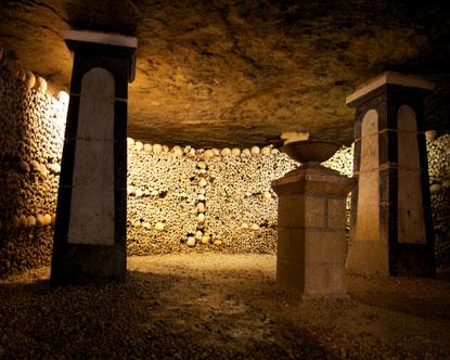 3d Cartoon Wallpapers Download Paris Catacombs Free Download Wallpaper