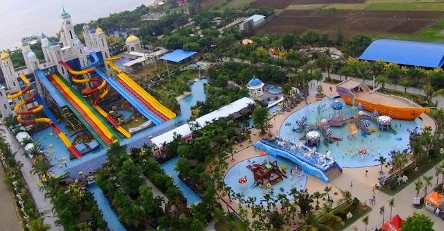 Obyek Wisata Jepara Ocean Ourland Park (JOP) Jawa Tengah