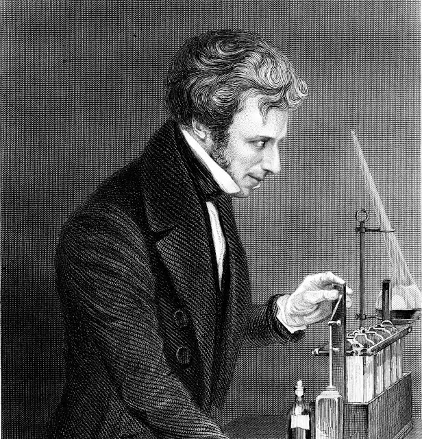 Michael Faraday in Chemistry