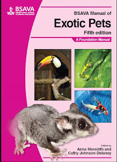 BSAVA Manual of Exotic Pets 5th Edition