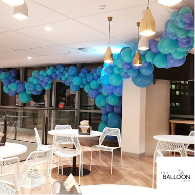Chris Adamo - The Balloon Crew - Balloons.net.au