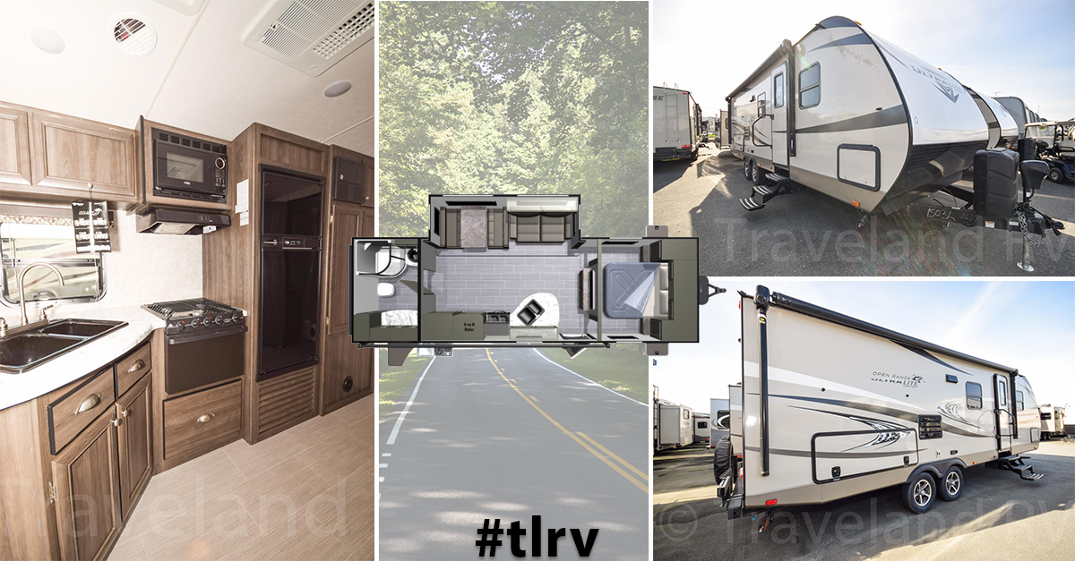 traveland rv 2016 open range rv ultra lite 2604rb langley. Black Bedroom Furniture Sets. Home Design Ideas