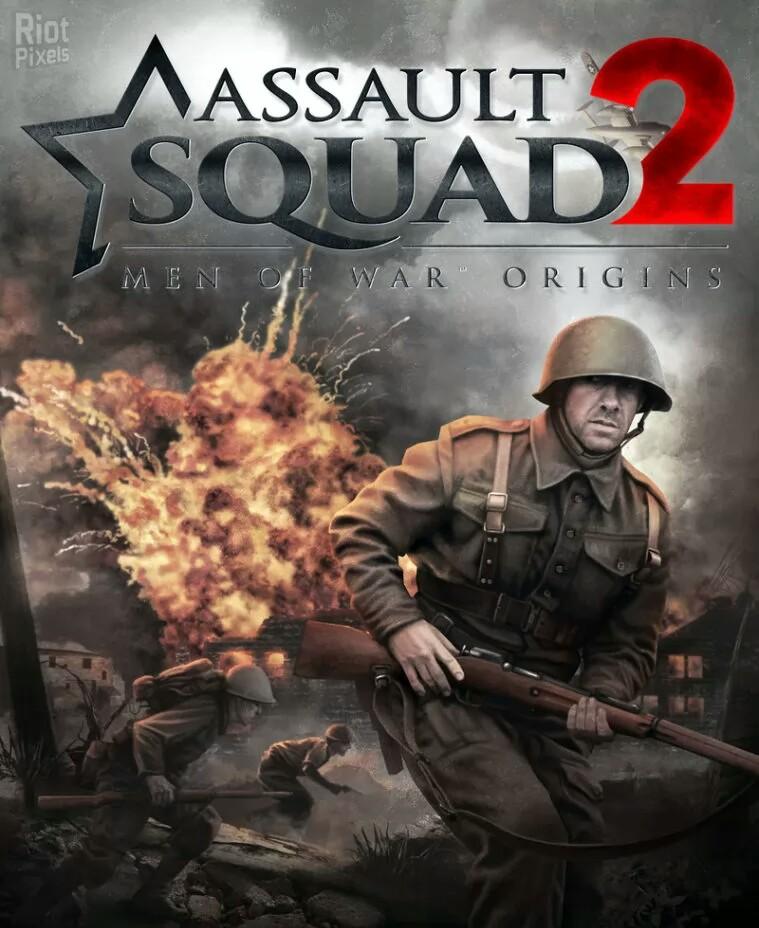 تحميل لعبة الحرب Assault Squad 2 Men of War Origins