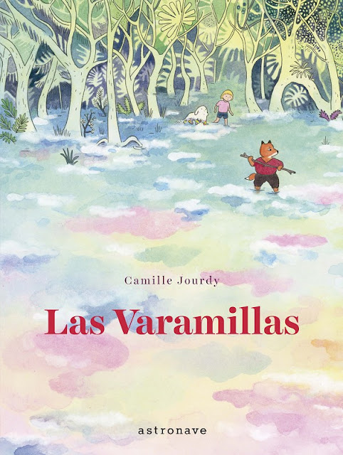 Review del cómic Las Varamillas de Camile Jourdy - Astronave