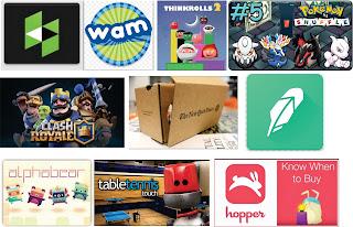 10 Game dan Aplikasi Android Terbaik Google Play 2016