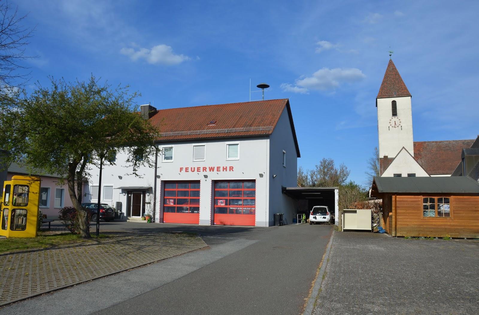 Feuerwehr Großgründlach