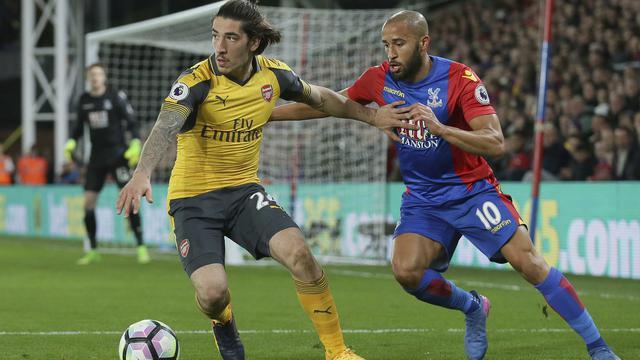 Crystal Palace kontra Arsenal