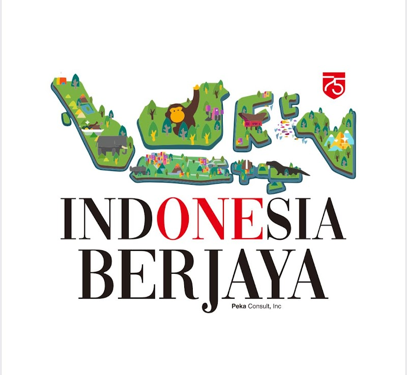 75 Tahun Indonesia Merdeka : Bersama-Sama Peduli, Kita Pasti Bisa!