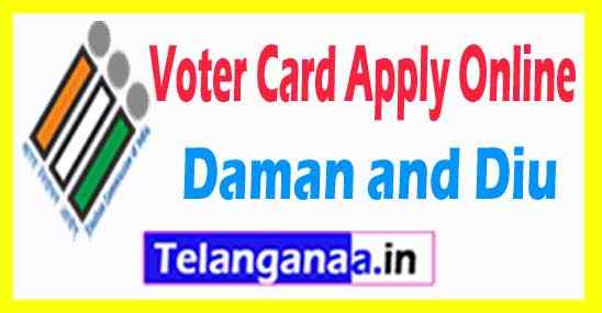 How to Apply Voter ID Card in Daman and Diu Online