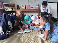 Ruang Baca Pengilon Menilai Penting Pengenalan Profesi Orang Dewasa kepada Anak