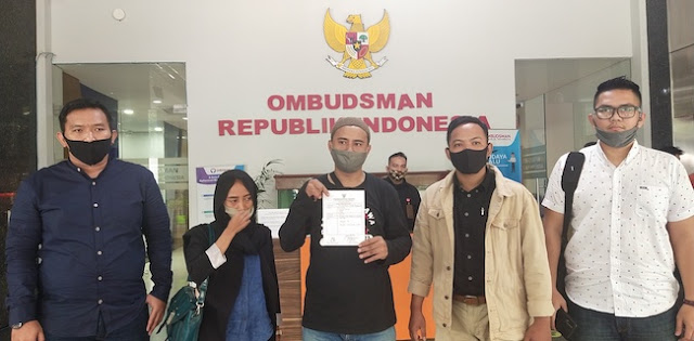 Diduga KKN, Erick Thohir dan Sri Mulyani Dilaporkan Relawan Jokowi-Maruf ke Ombudsman