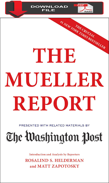 The Mueller Report The Washington Post pdf download free