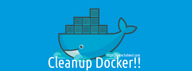 Docker Optimization and cleanup script(도커 최적화 하기)