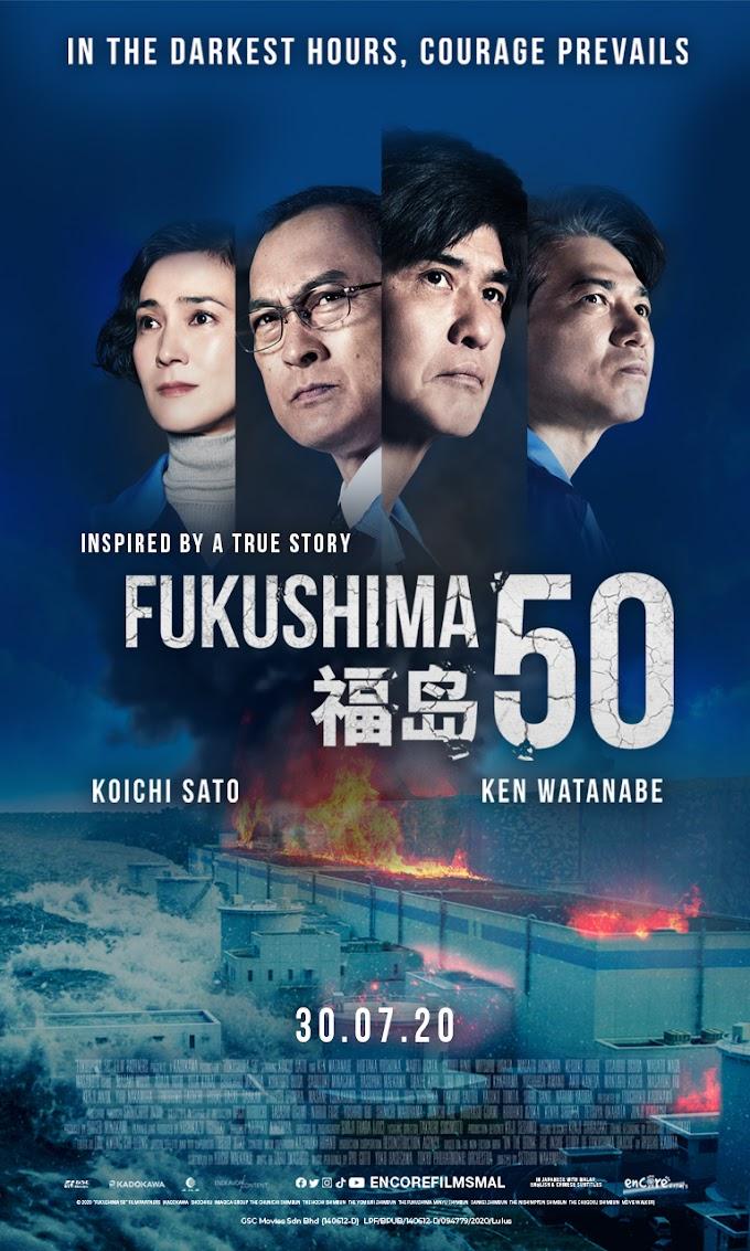 Review Filem Fukushima 50