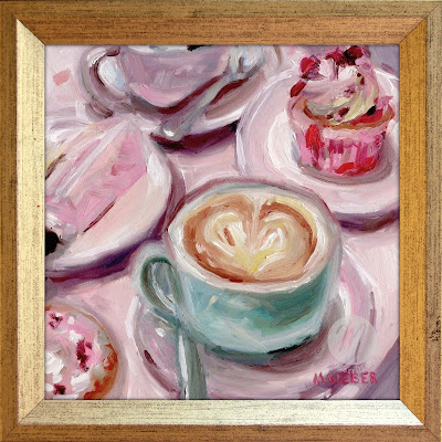 afternoon-delight-tea-party-painting-merrill-weber