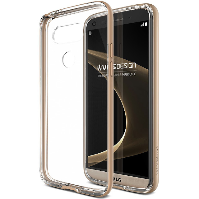 VRS Design Crystal Bumper for LG G5