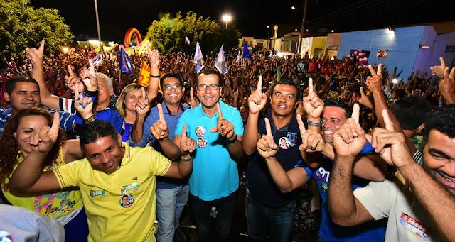 Vice- Prefeito de São Gabriel Rompe com Hipólito