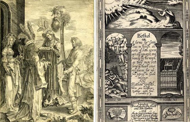 As primeiras gravuras conhecidas de David des Granges