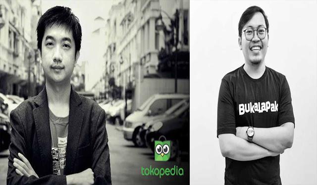 Jurusan IT Ini Pernah Ditekuni Bos Besar E-Commerce Indonesia