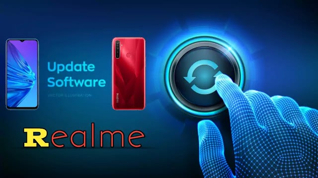 Realme 5 And Realme 5s Start Receiving Android July 2020 OTA Update.