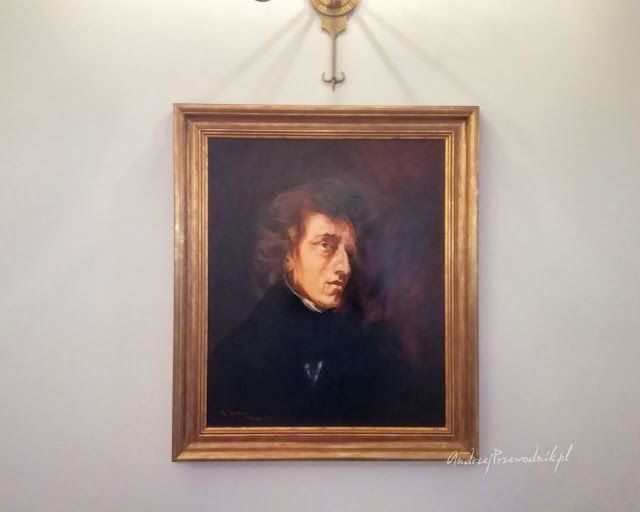 Fryderyk Chopin portret