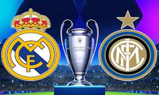 مشاهدة مباراة ريال مدريد وانترميلان اليوم الاربعاء دوري ابطال اوروبا