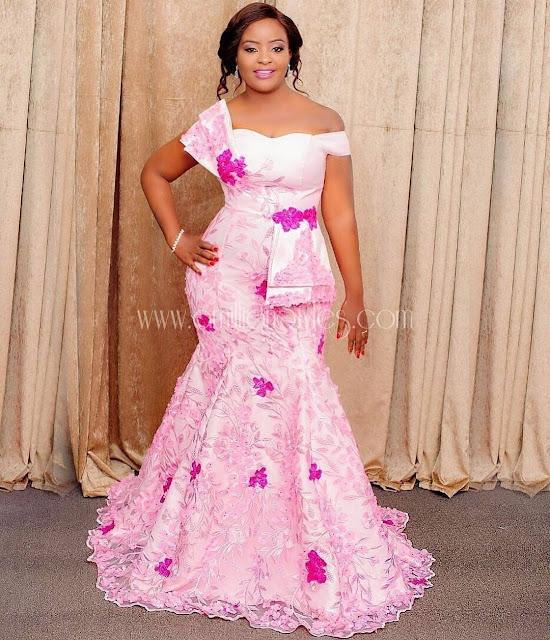 2019 African Fashion: Classy Asoebi Styles