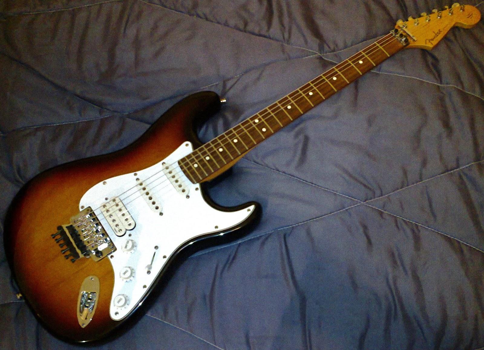hss classic stratocaster floyd rose guitar dreamer. Black Bedroom Furniture Sets. Home Design Ideas