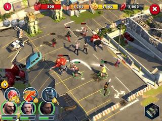 Zombie Anarchy: War & Survival Mod APK Terbaru