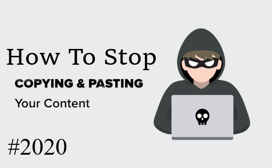 how to stop plagiarism and stop stealing your content