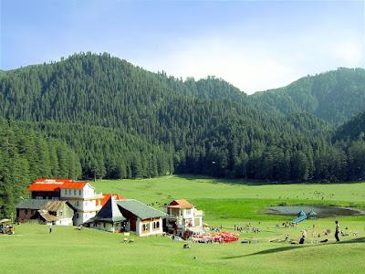 Khajjiar Lake, Himachal